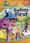 Lets Grow: Safety First (DVD, 2010)
