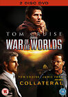Collateral/War Of The Worlds (DVD, 2009, 2-Disc Set, Box Set)
