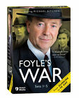 Foyle's War - Sets 1- 5 (DVD, 2008, Multi-disc set)