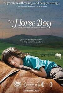 The Horse Boy - DVD