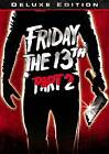Friday the 13th - Part 2 (DVD, 2009, Deluxe Edition - Sensormatic)
