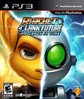 Ratchet & Clank Future: A Crack in Time (Sony PlayStation 3, 2009)