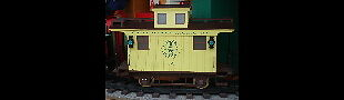 The Yellow Caboose