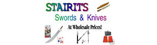 Stairit's Swords and Knives
