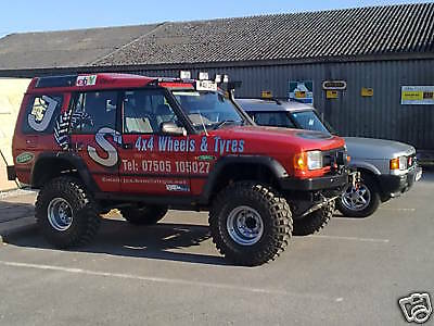 JCS 4x4 Wheels and Tyres