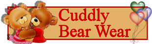 Cuddly Bear Wear