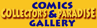 Collectors Paradise Comics Gallery
