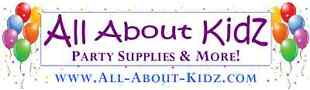 All About Kidz Party Supplies Our online store!