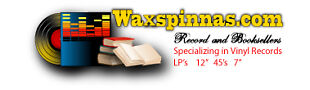 Waxspinnas Record and Booksellers