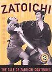 Zatoichi - The Tale of Zatoichi Continues (DVD, 2002)