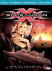 XXX: State of the Union (DVD, 2005, Special Edition, Full Frame)