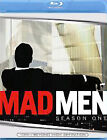 Mad Men - Season 1 (Blu-ray Disc, 2008, 4-Disc Set, Canadian)