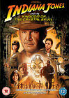 Indiana Jones And The Kingdom Of The Crystal Skull (DVD, 2008)
