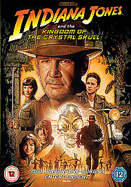 Indiana Jones And The Kingdom Of The Crystal Skull DVD 2008 - <span itemprop=availableAtOrFrom>London, United Kingdom</span> - Indiana Jones And The Kingdom Of The Crystal Skull DVD 2008 - London, United Kingdom