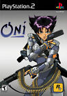 Oni (Sony PlayStation 2, 2001) - European Version
