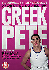 Greek Pete - A Year In The Life Of A Rent Boy (DVD, 2009)