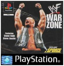 Role Playing Sony PlayStation 1 Wrestling PAL Video Games