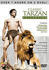 Classic Tarzan Collection [2 Discs] (DVD, 2009, 2-Disc Set)