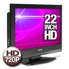Black LCD TVs with Widescreen (16:9)