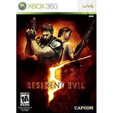 Jeux vidéo français Resident Evil pour Microsoft Xbox 360