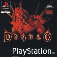 Jeux vidéo manuels inclus, sur Sony PlayStation 1