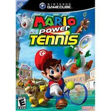 Nintendo Tennis Video Games with Manual