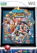 SNK PAL Video Games