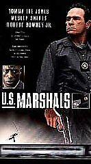 U.S. Marshals [VHS,1998]
