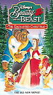 Beauty and the Beast: An Enchanted Christmas (VHS, 1997)