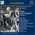 Klaviertranskriptionen Vol.2 von Various Artists (2006)