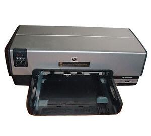 HP Deskjet 6940 Standard Inkjet Printer