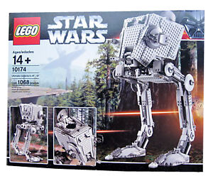 LEGO-Star-Wars-Imperial-AT-ST-2006-10174-Ultimate-Collector-039-s-Edition