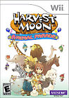Harvest Moon Nintendo Wii Video Games