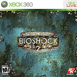Bioshock 2 rapture edition unboxing.
