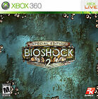 BioShock 2 -- Special Edition (Microsoft Xbox 360, 2010)