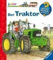 Der Traktor / Wieso? Weshalb? Warum? Junior Bd.34 von Andrea Erne (2016, Ringbuch)