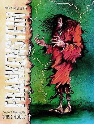 Shelley, Mary Wollstonecraft, Frankenstein, Very Good Book