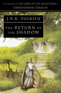 The-Return-of-the-Shadow-by-Christopher-Tolkien-Paperback-1994