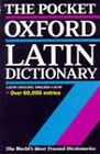 The Pocket Oxford Latin Dictionary by Oxford University Press (Paperback, 1995)