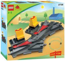 LEGO Schienen ohne