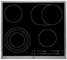 AEG Kochfelder mit ebener Oberfläche 4 Überspannungsschutze der Kochplatten