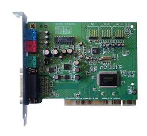 Seanix ct4500 Soundcard Linux