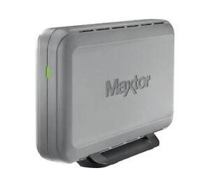 Maxtor Personal Storage 3200 160GB External 7200RPM (U01E160) HDD