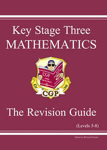 KS3-Maths-Revision-Guide-Levels-5-8-Revision-Guides-Richard-Parsons-Used
