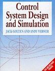 Control System Design and Simulation by Jack Golten, Andy Verwer (Paperback, 1991)