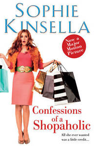 Confessions-of-a-Shopaholic-Sophie-Kinsella-Very-Good-0552774812