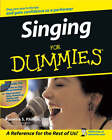 Singing for Dummies by Pamelia S. Phillips (Paperback, 2003)