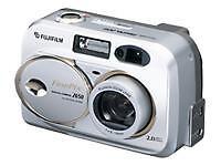 fujifilm finepix 2650 2 0mp digital camera metallic silver ebay rh ebay com Fuji FinePix Drivers fuji finepix 2650 manual