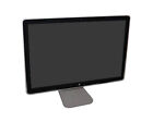 "Apple  Cinema LED Display 24""  Widescreen LCD Monitor"
