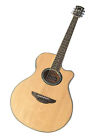 Yamaha Left-Handed Acoustic Electric Guitars